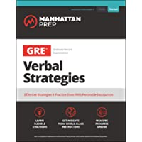 GRE Verbal Strategies: Effective Strategies & Practice from 99th Percentile Instructors