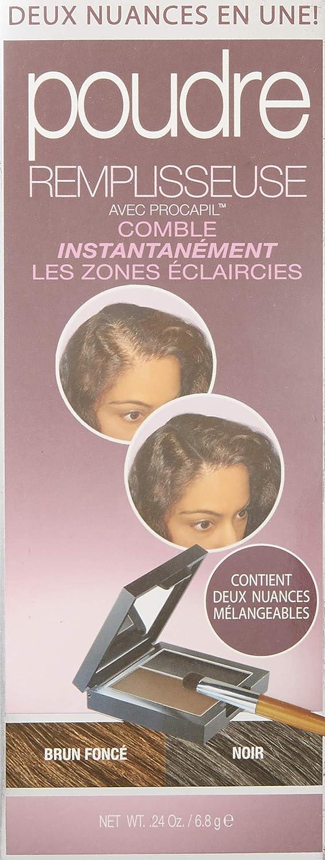 Cover Your Gray Relleno en polvo marrón medianoche/negro azabache