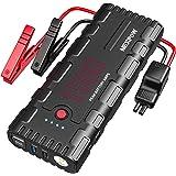 NEXPOW Car Battery Starter, 1500A Peak 21800mAh 12V Portable Auto Car Battery Charger Jump Starter Battery Pack with USB Quic