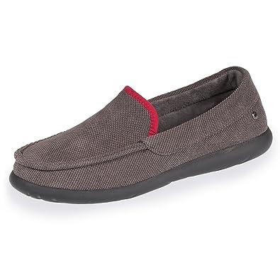 d2b14425b993dd Chaussons Mocassins Homme Xtra Flex: Amazon.fr: Chaussures et Sacs