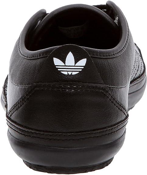 pierna tela Canciones infantiles  adidas Originals Men's Nizza Lo Remo Trainers Black Size: 10 UK:  Amazon.co.uk: Shoes & Bags