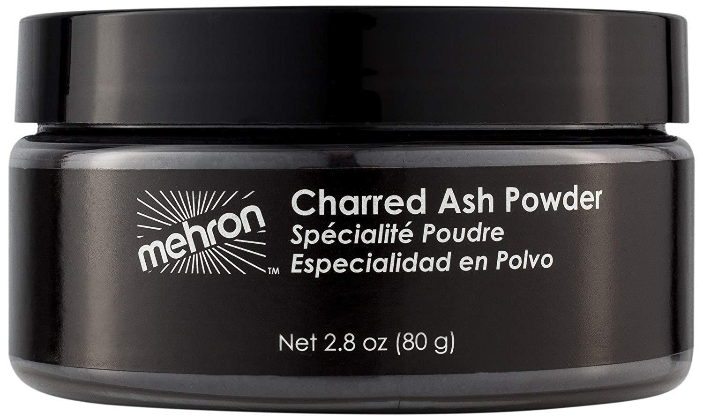 Mehron Makeup Charred Ash Powder (2.8 ounce)