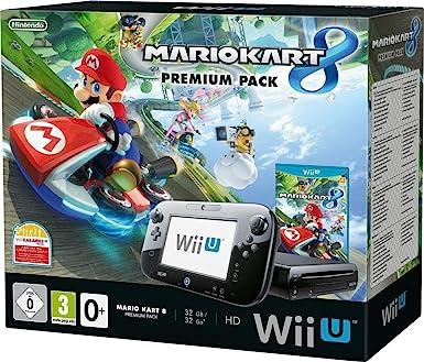 1314ecfee81 Wii U Mario Kart 8 Premium Pack, schwarz: Amazon.de: Games