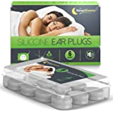 SleepDreamz® Ear Plugs for Sleeping – x6 Pairs of Noise Cancelling Ear Plugs – Offering Snoring Relief & Protection from Other Loud Noises, with These Earplugs for Sleep