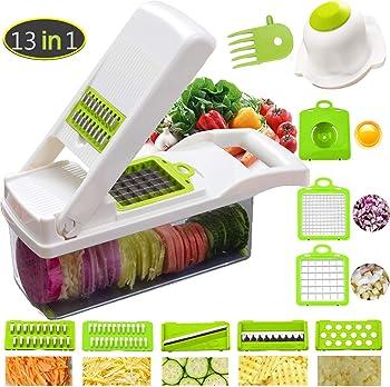 YHmall 4335507341 Vegetable Chopper & Vegetable Slicer