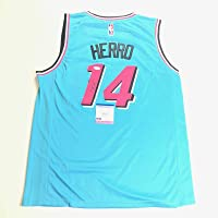 $299 » Tyler Herro signed jersey PSA/DNA Miami Heat Autographed