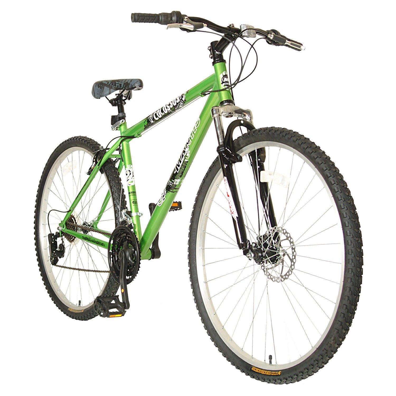 Mantis Colossus G.0 Hardtail Mountain Bike 29 inch Wheels 19 inch Frame Men's Bike Green [並行輸入品] B077QFZKK3
