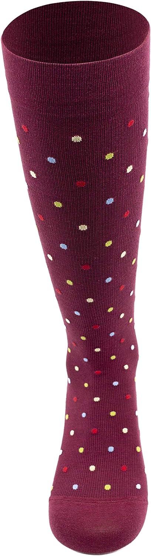 Pattern Unisex Cotton Socks graduated compression 18-22 mmHg RelaxSan FANCY 810