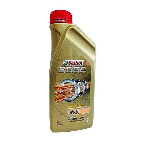 Aceite para motor de coche Castrol Edge Titanium FST 5W30 ACEA C3-1 litro