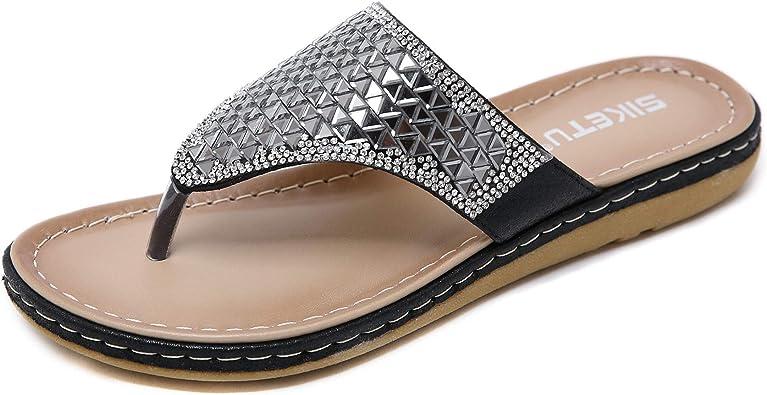 Women│Comfort Bohemian Flat Sandals