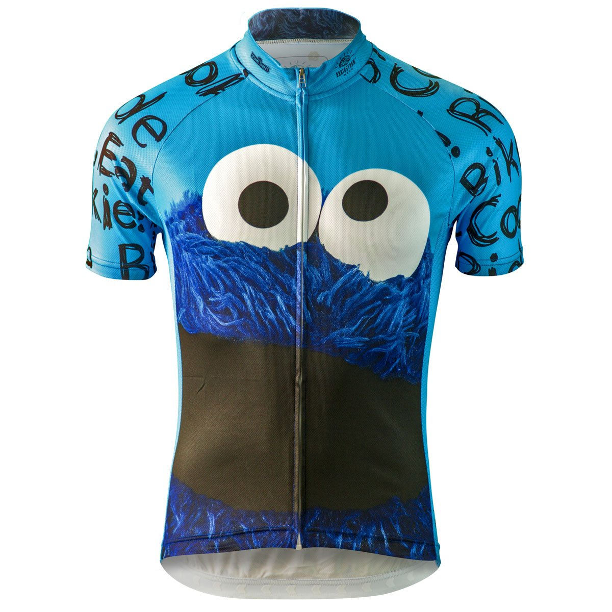 561882e8f Amazon.com   Brainstorm Gear 2015 Men s Oscar the Grouch Cycling ...