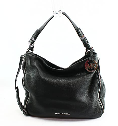 d1038a002502cc MICAHEL Michael Kors Essex Large Convertible Shoulder Bag in Black:  Amazon.ca: Shoes & Handbags