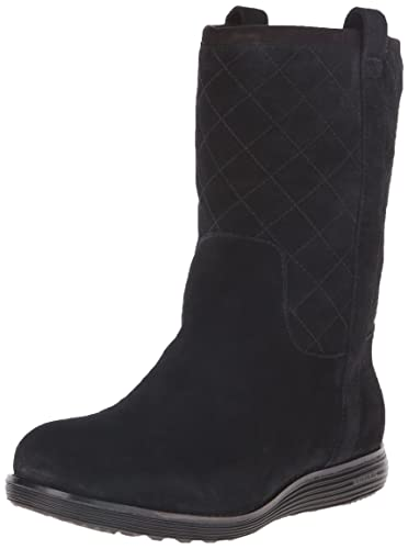 Amazon.com | Cole Haan Women\'s Roper Grand Boot | Mid-Calf
