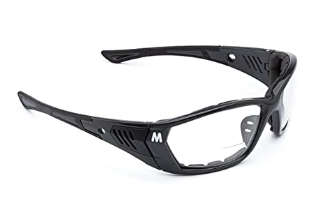 29aee3a129e1 MORR reader STARRLEY Z7 Sport Sunglasses with Readers (+1.5) for Mountain  Bike,