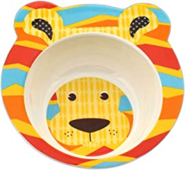 Tar Hong Childrens Melamine Lion Bowl