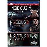 Insidious/Insidious: Chapter 2/Insidious: Chapter 3: DVD Triple Feature (Bilingual)