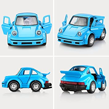 Charitable 1:36 Scale Diecast Alloy Metal Car Model For Thevolks Wagen Beetle 1967 Version Collection Model Pull Back Toys Car-matte Black In Many Styles Diecasts & Toy Vehicles