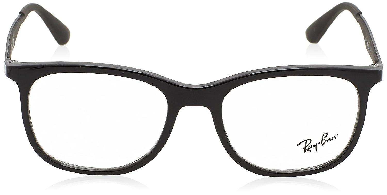cb74e9481e Amazon.com  Ray-Ban Optical 0RX7078 Sunglasses for Mens  Clothing