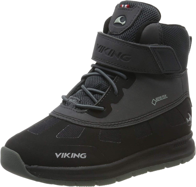 Botas de Nieve Unisex Ni/ños viking Ted GTX