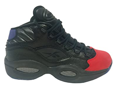 Image Unavailable. Image not available for. Color  Size 9 Men s Reebok  Question Mid Packer Athletic Sneakers ... 6f2829780