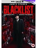 Blacklist, the - Season 01 / Blacklist, the - Season 02 / Blacklist, the - Season 03 - Set [Import anglais]