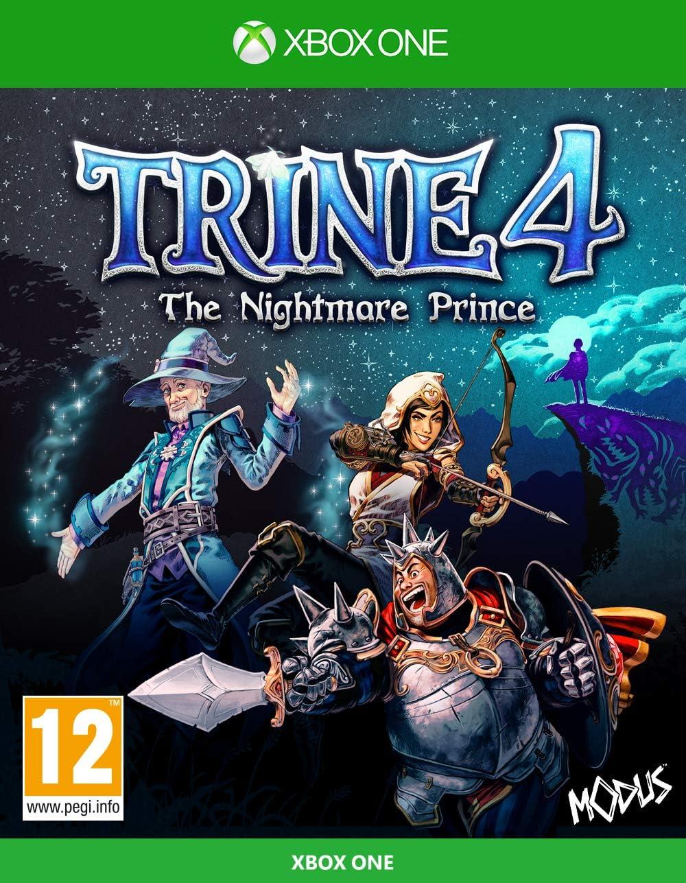 Trine 4: The Nightmare Prince: Amazon.es: Videojuegos