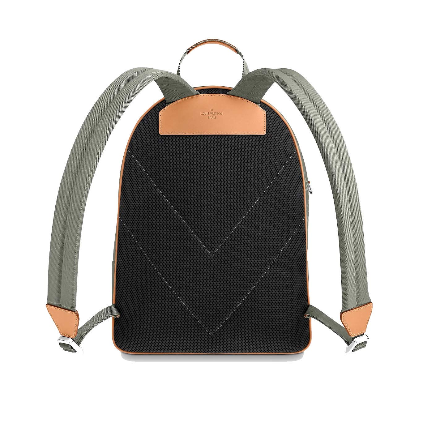 241ebf0b82a Amazon.com  Paper-LV Laptop Backpack Backpack Simple Design Casual Daypack Fashion  Backpack (Monogram Titanium)  Shoes