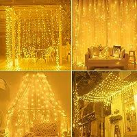 Cortina de luces,Cadena de Luces 3m x 3m