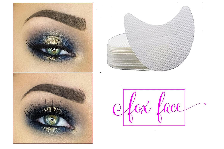 Fox Face BEST Eyeshadow Shields 50 count