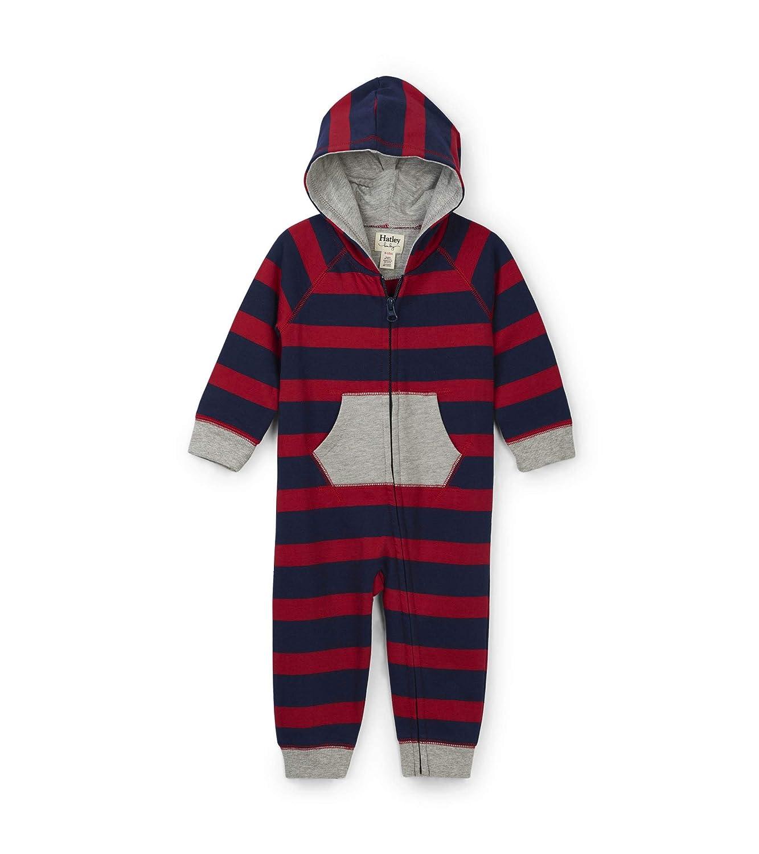 Hatley Hooded Romper Mono para Beb/és
