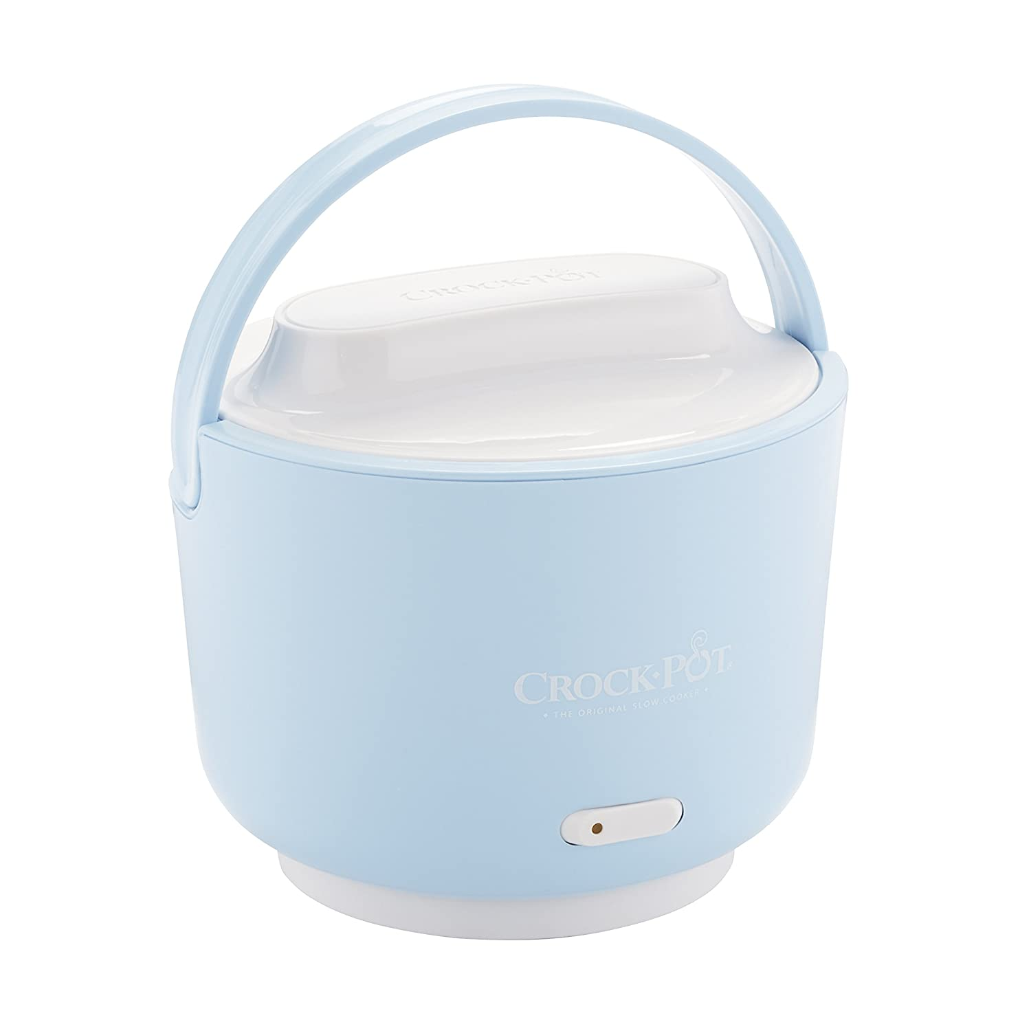 Crock-Pot 24-Ounce Lunch Crock Food Warmer, Deluxe Edition, Blue