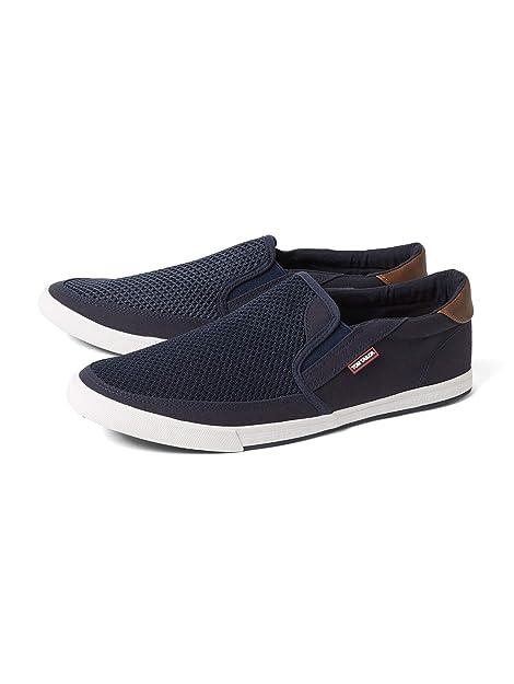 TOM TAILOR für Männer Schuhe Strukturierte Slipper