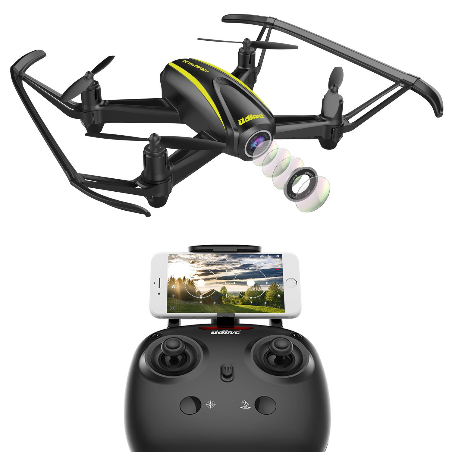 DROCON U31W best drone for beginner