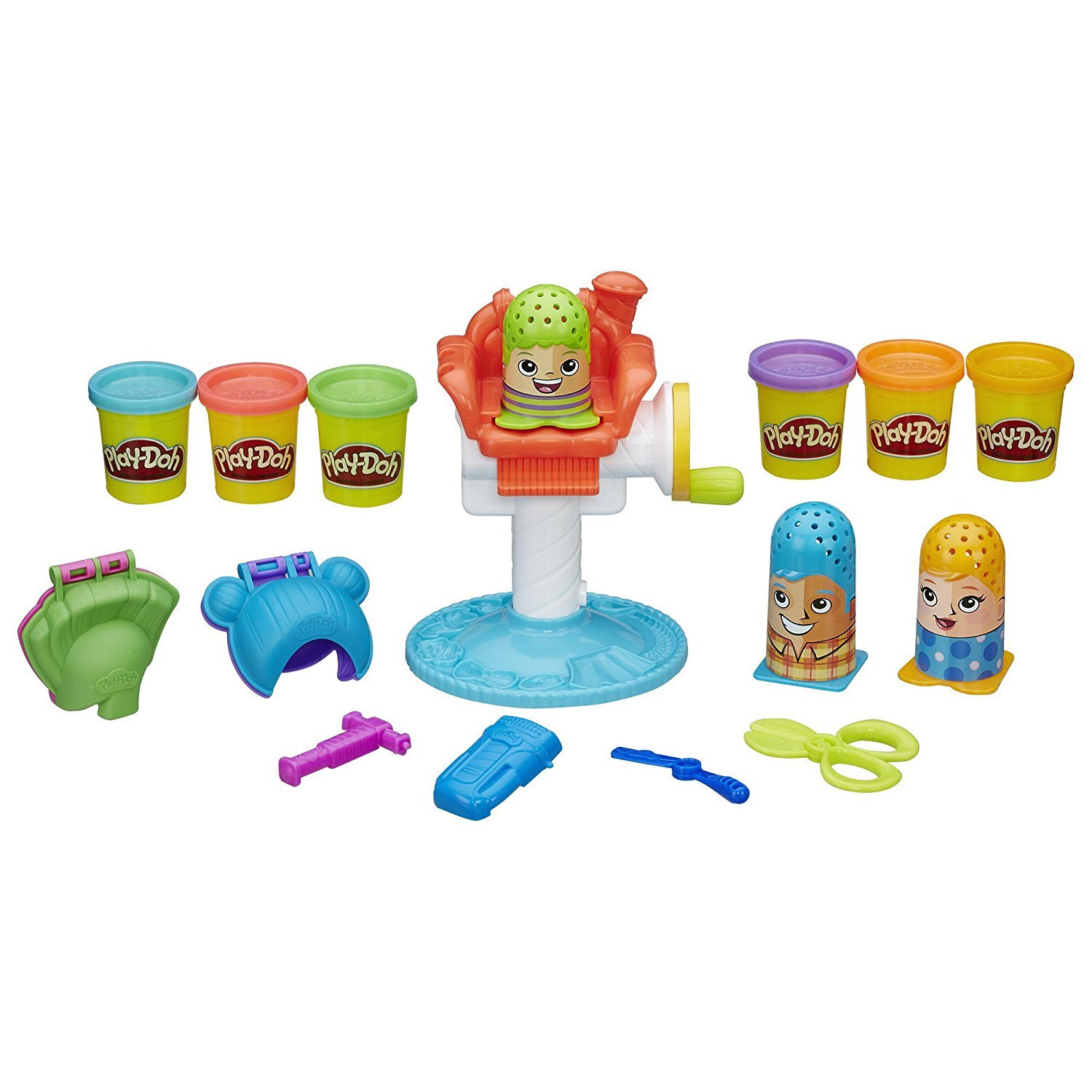 Play-Doh Crazy Cuts 60th Anniversary Retro Pack