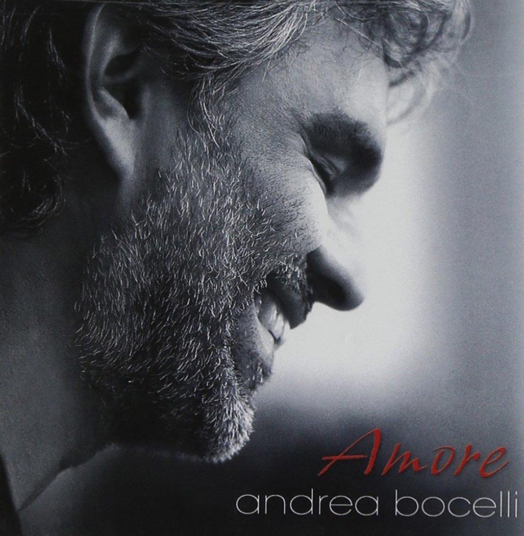 Andrea Bocelli - Amore by Decca