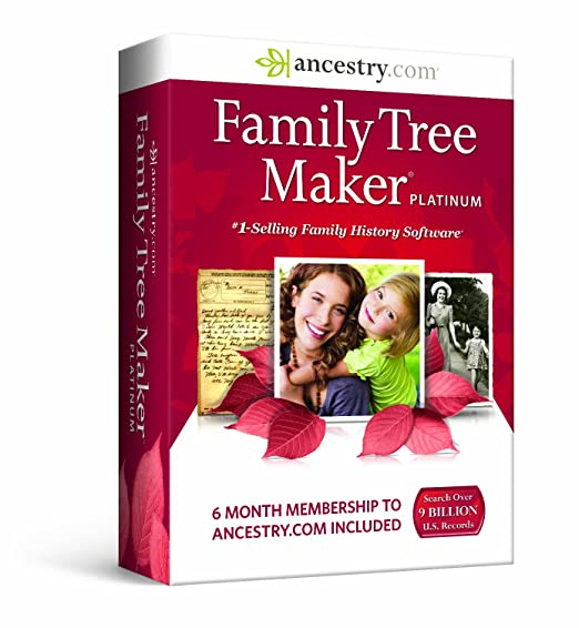 family tree maker platinum