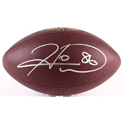 84f4ab0a6ec Hines Ward Autographed Signed Pittsburgh Steelers NFL Football TSE Sports  COA & Hologram
