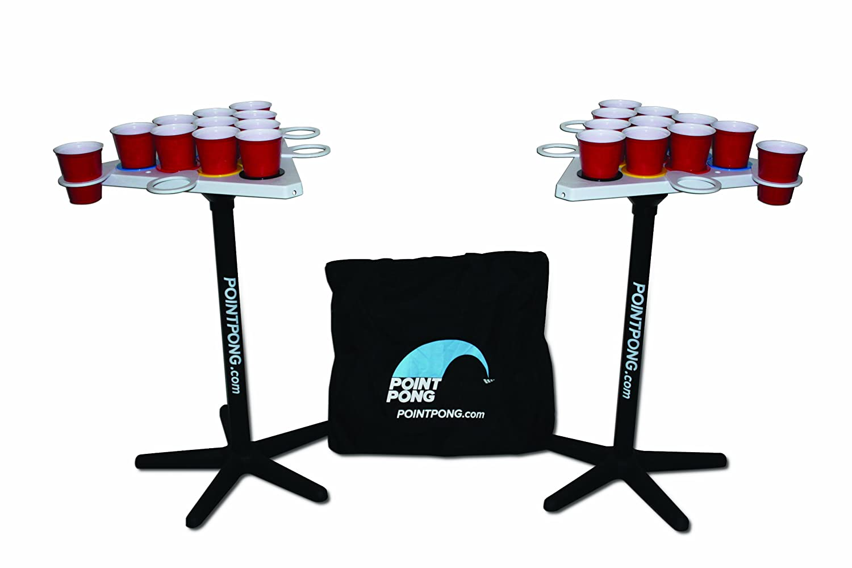 sc 1 st  Amazon.com & Amazon.com : Point Pong Beer Pong Set : Pong Games : Sports \u0026 Outdoors