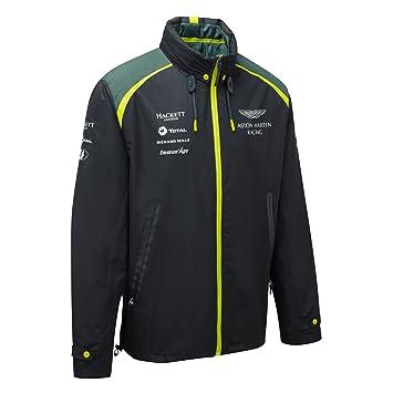 Nuevo. 2017 Aston Martin Racing Team para hombre Chaqueta de ...