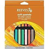 Reeves 24 Colors Soft Pastel Set