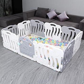 Baby-Zuhause-Sicherheits-Kleinkind-Zaun-Baby-Laufgitter-Zaun-Baby ...