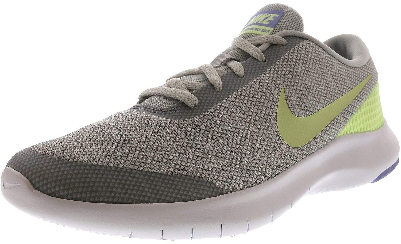 Nike NIKE908996 - - - Damen Flex Experience Run 7 Damen Grau (Pure Platinum Barely Volt-Wolf grau) 38 M EU 0ac4ea