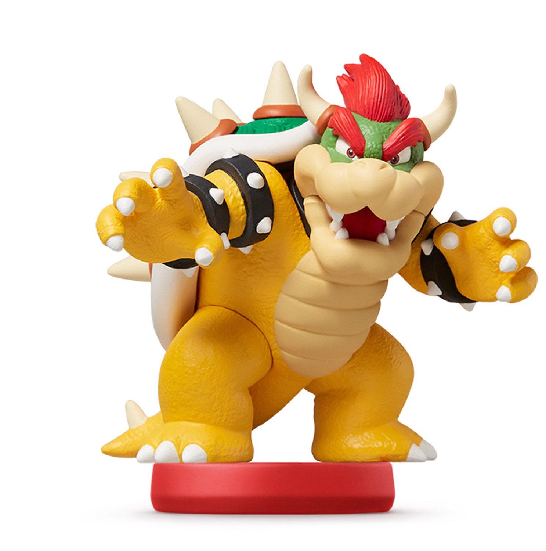 Bowser amiibo - Japan Import (Super Mario Bros Series)