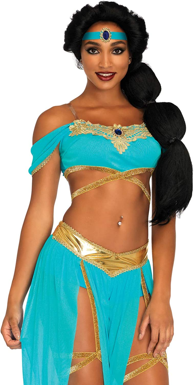 Leg Avenue Oasis Princess - Disfraz para mujer, talla M