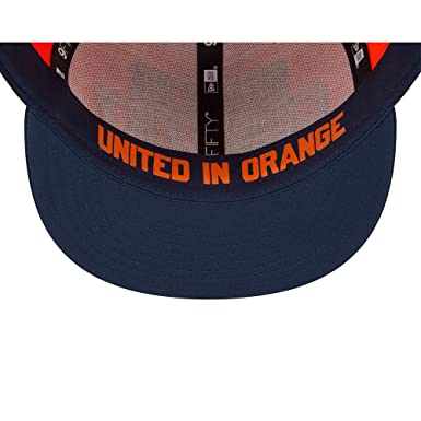 8b75410fdac New Era NFL Denver Broncos 2018 Draft Spotlight 9Fifty Snapback   Amazon.co.uk  Clothing
