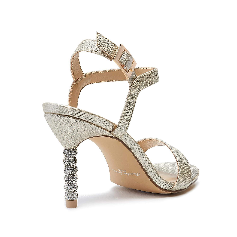 Paradox London Pink Leilani Sandali con Cinturino alla Caviglia Donna