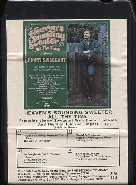 Amazon com: Anticuria Jimmy Swaggart: Heaven's Sounding