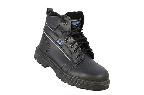 pas de taxe de vente fabrication habile nouvelle version Giss Trucker Wrangel SA S3 SRC Chaussures Professionnels ...