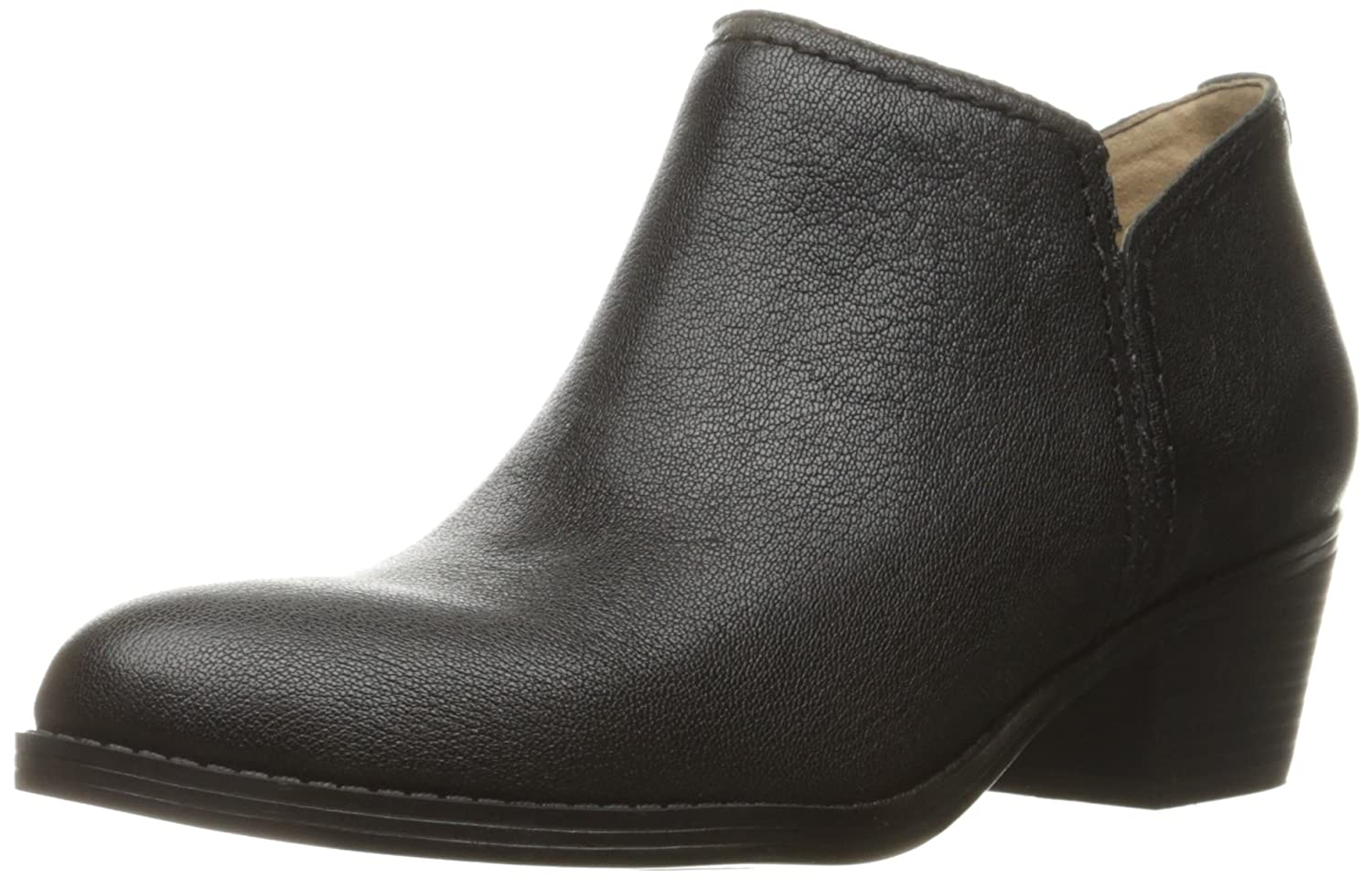 Naturalizer Women's Zarie Boot B019XI1V8E 6 W US|Black