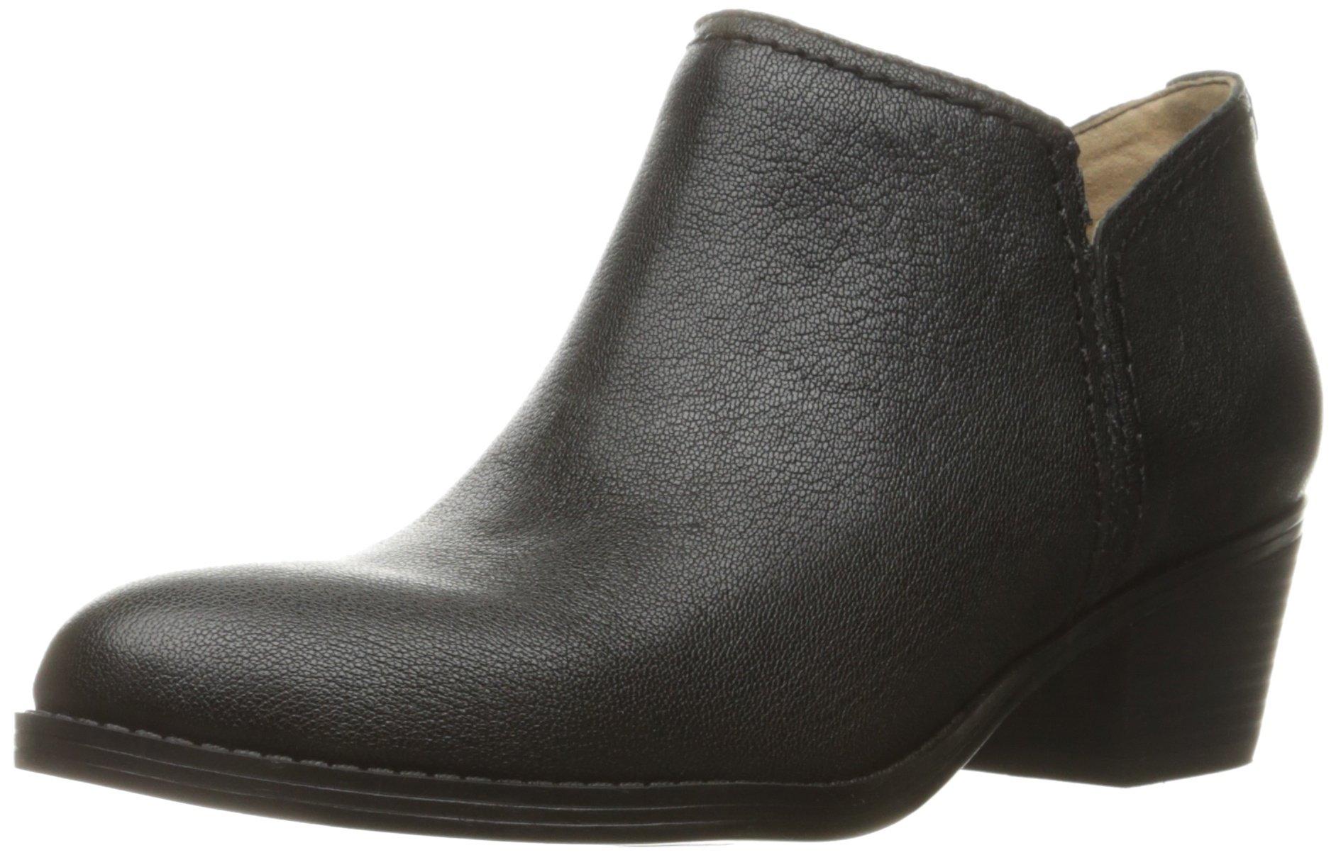 Naturalizer Women's Zarie Boot, Black, 8.5 M US